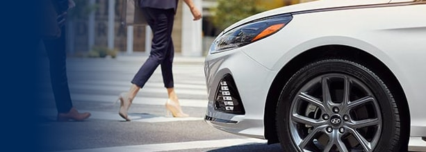 Automatic Emergency Braking with Pedestrian Detection