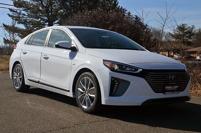 2019 Hyundai Ioniq Hybrid Limited Hatchback 38211