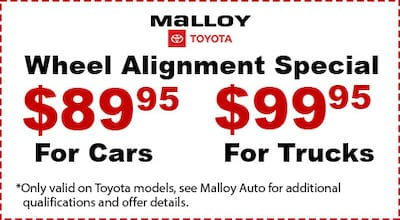 July Wheel Alignment Special