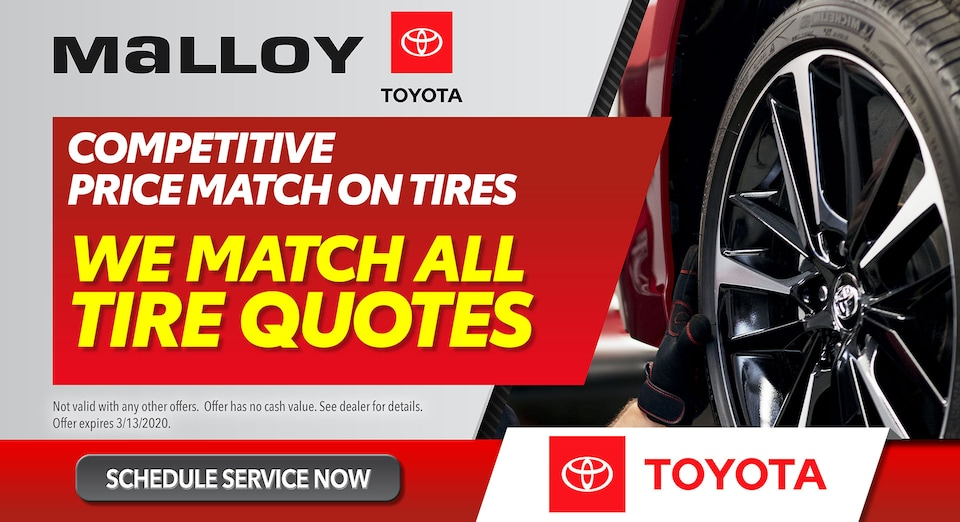 Match Tire Quote