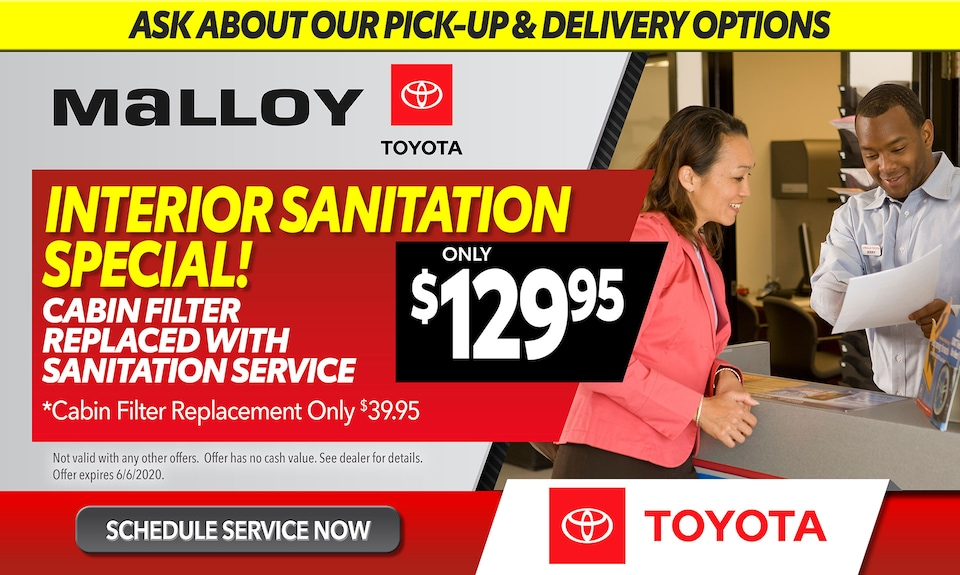 Sanitation Special