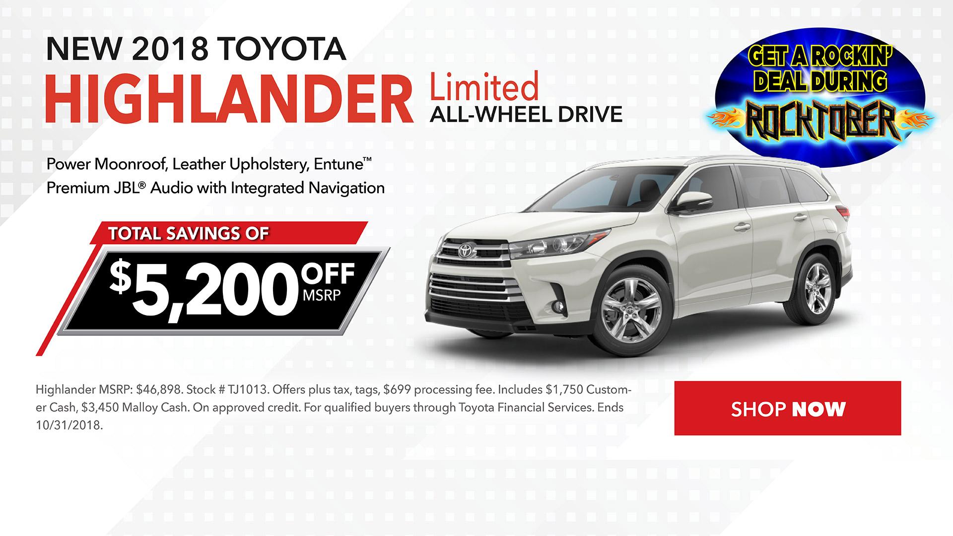 Toyota Dealership In Northern VA   Malloy Toyota