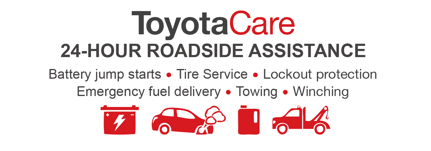 Toyotacare Roadside Assistance Number >> Toyotacare Service Malloy Toyota My Local Toyota Dealership