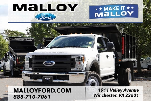 2018 Ford F-450SD XL Cab/Chassis