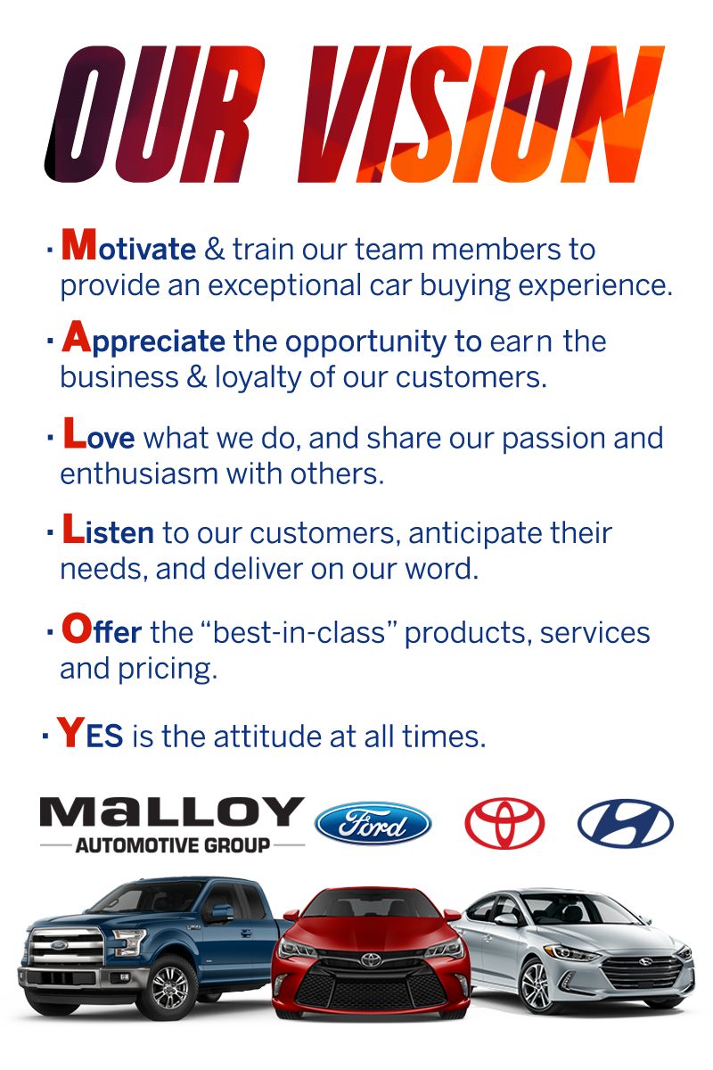 Malloy Ford Winchester New Ford Dealership In Winchester Va 22601