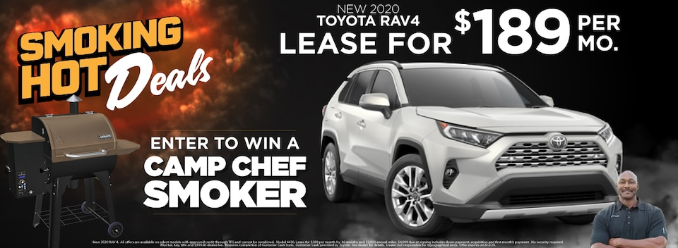 RAV 4 Lease $189 Per month