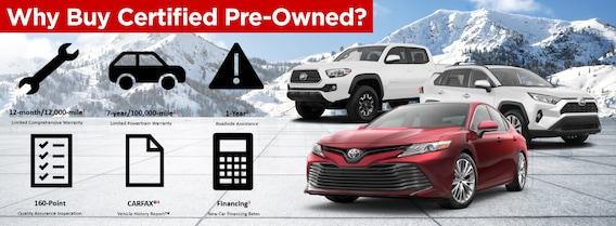 Certified Used Cars >> Toyota Dealerships Utah Used Cars Karl Malone Toyota