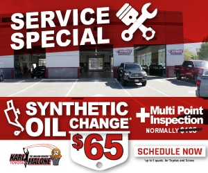Service Oil Special