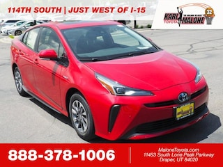 New 2019 Toyota Prius Limited Hatchback