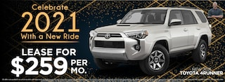 4Runner  Lease $259 Per month