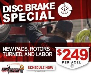Disc Brake Special