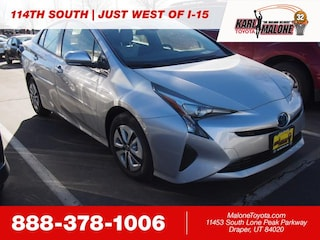 New 2018 Toyota Prius Three Hatchback in Easton, MD