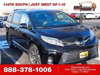 New 2019 Toyota Sienna Limited Premium Van in Easton, MD