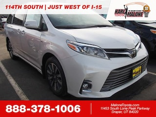 New 2019 Toyota Sienna Limited Van in Easton, MD