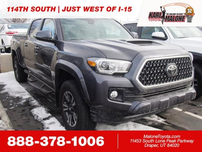 2018 Toyota Tacoma TRD Sport Truck Double Cab
