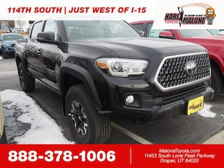New 2019 Toyota Tacoma TRD Offroad Truck Double Cab