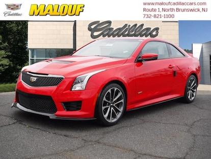 New 2019 Cadillac Ats V For Sale At Malouf Automotive Group Vin 1g6al1ry7k0126940