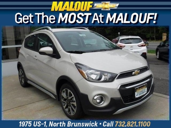 New 2019 Chevrolet Spark For Sale At Malouf Automotive Group Vin