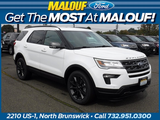 New 2019 Ford Explorer For Sale at Malouf Automotive Group ...