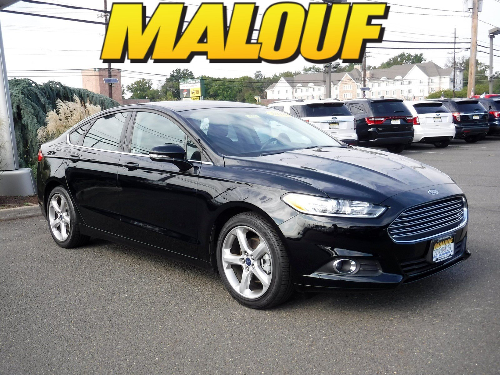 Malouf Ford North Brunswick Nj New Used For Dealership