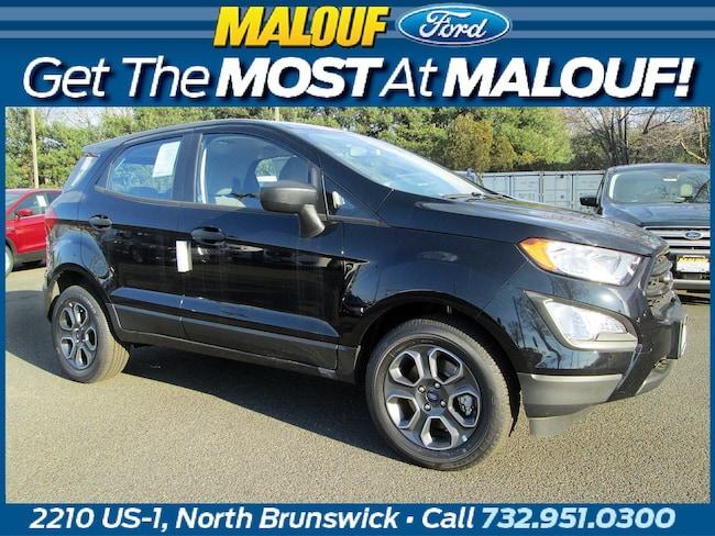 New 2019 Ford EcoSport S SUV For Sale North Brunswick, NJ