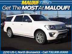 New Ford Models for sale 2019 Ford Expedition Max Platinum SUV in North Brunswick, NJ