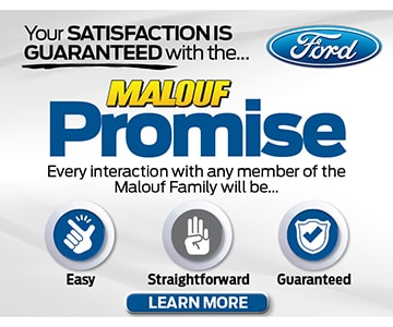 Certified Pre Owned Ford >> Certified Pre Owned Vehicles Malouf Ford
