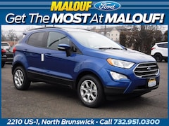New Ford Models for sale 2019 Ford EcoSport SE SUV in North Brunswick, NJ
