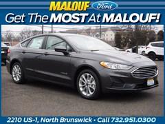 New Ford Models for sale 2019 Ford Fusion Hybrid SE Sedan in North Brunswick, NJ