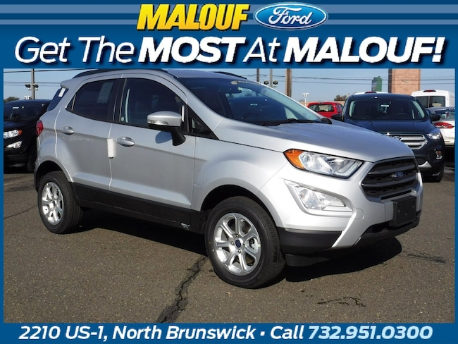 New 2019 Ford EcoSport SE SUV For Sale North Brunswick, NJ