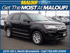 New Ford Models for sale 2019 Ford Explorer XLT SUV in North Brunswick, NJ