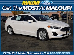 New Ford Models for sale 2019 Ford Fusion Hybrid SEL Sedan in North Brunswick, NJ