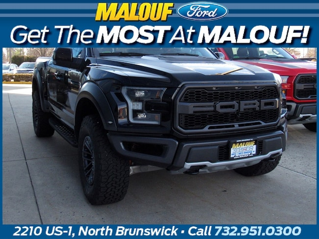 New 2019 Ford F-150 Raptor Truck SuperCab Styleside For Sale North Brunswick, NJ