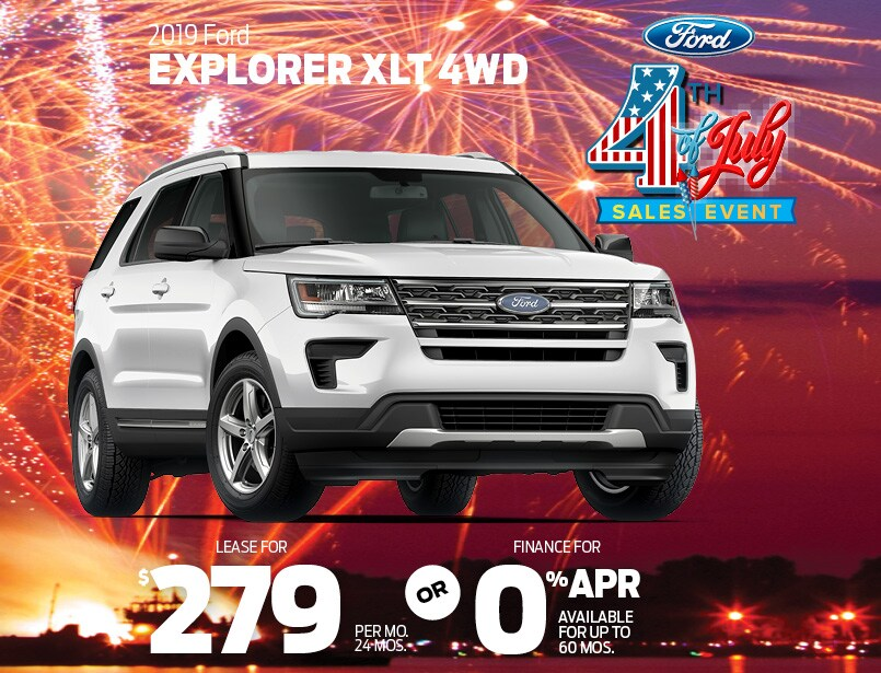 Ford Dealers Nj >> 2019 Ford Explorer Lease Special From Malouf Ford Ford Dealer Nj