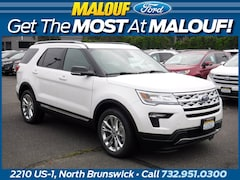 New Ford Models for sale 2018 Ford Explorer XLT SUV in North Brunswick, NJ