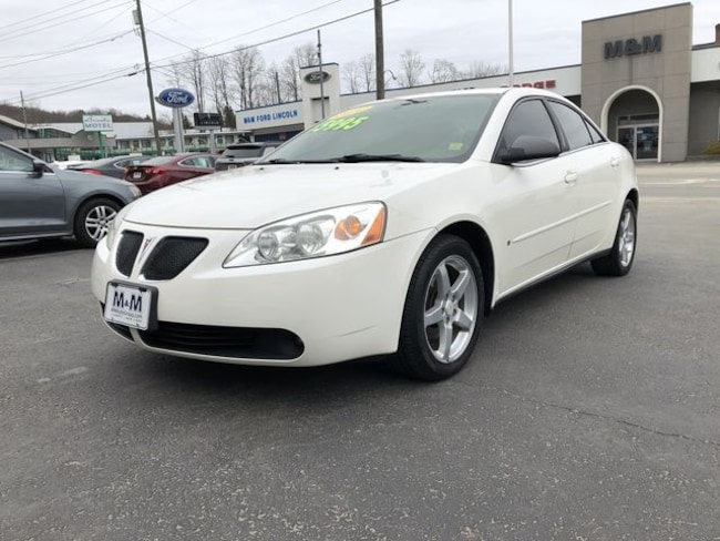 2007 Pontiac G6 Base Sedan