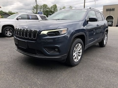 New 2019 Jeep Cherokee LATITUDE 4X4 Sport Utility For Sale in Liberty, NY