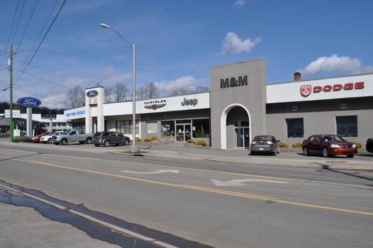 M&M Auto Sales >> New Used Chrysler Dodge Jeep Ram Cars Liberty Ny Near