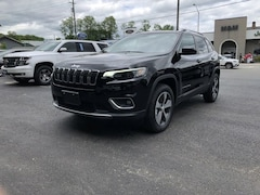 2019 Jeep Cherokee LIMITED 4X4 Sport Utility For Sale in Liberty, NY