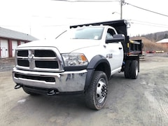 New 2018 Ram 5500 Chassis Cab 5500 TRADESMAN CHASSIS REGULAR CAB 4X4 144.5 WB Regular Cab For Sale in Liberty, NY