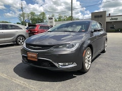 2015 Chrysler 200 C Sedan For Sale in Liberty, NY