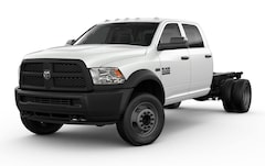 2018 Ram 5500 TRADESMAN CHASSIS CREW CAB 4X4 173.4 WB Crew Cab For Sale in Liberty, NY