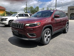 New 2019 Jeep Cherokee LIMITED 4X4 Sport Utility For Sale in Liberty, NY