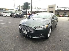 2016 Ford Fusion SE Sedan For Sale in Liberty, NY