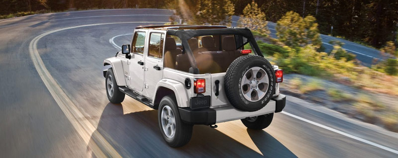 2017 Jeep Wrangler Unlimited Exterior