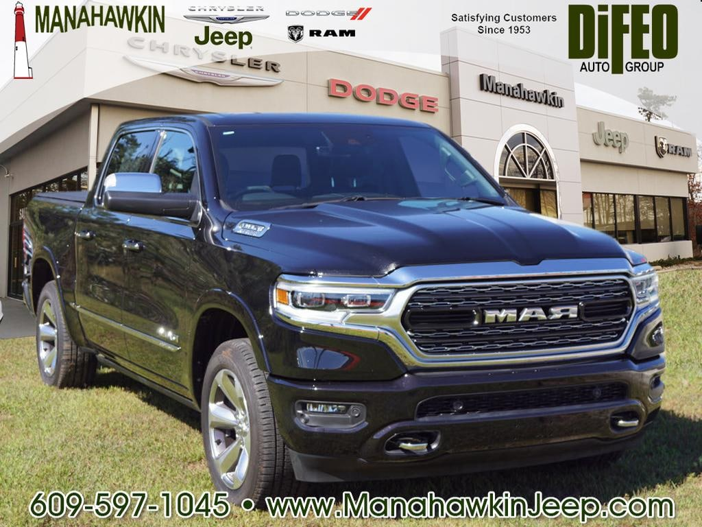 2019 Ram 1500 Limited 4x4 Limited  Crew Cab 5.6 ft. SB Pickup