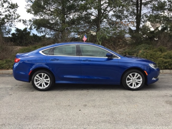 Used 2015 Chrysler 200 For Sale At Thornton Automotive