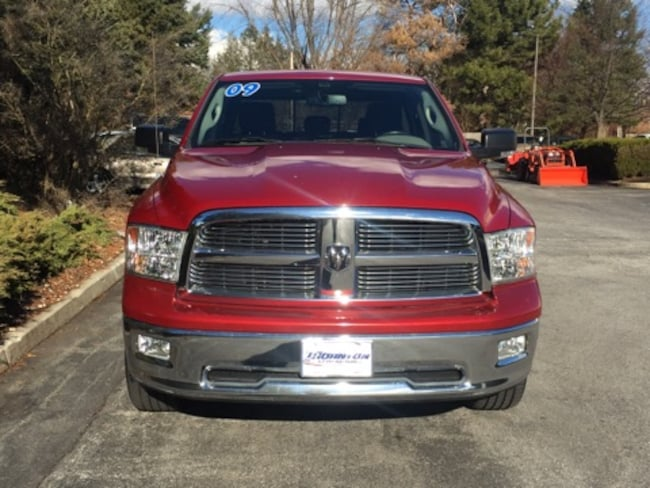 Used 2009 Dodge Ram 1500 For Sale At Thornton Automotive