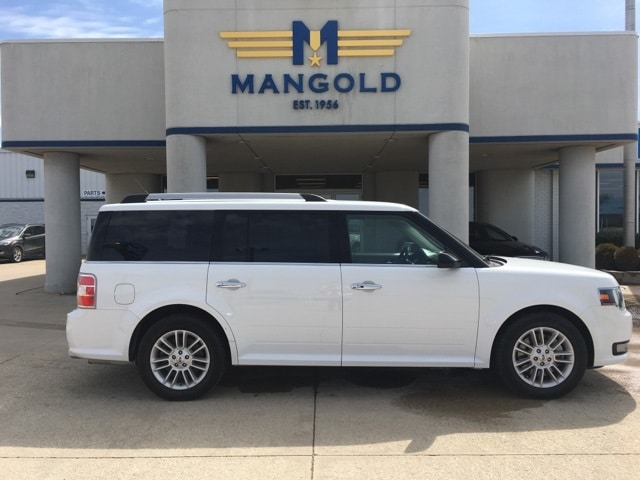 Featured Used 2016 Ford Flex SEL SUV for Sale in Eureka, IL at Mangold Ford