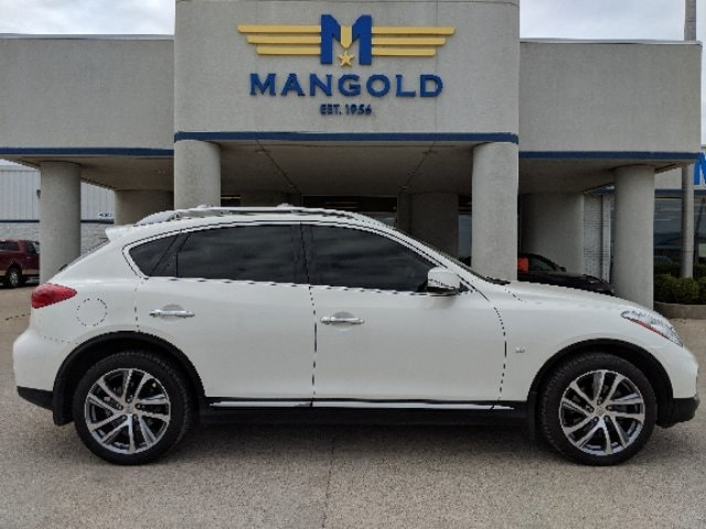 Featured Used 2016 INFINITI QX50 3.7 SUV for Sale in Eureka, IL at Mangold Ford